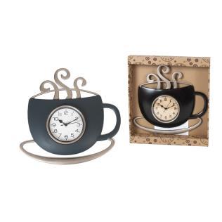 Reloj de pared cup 31cm 2.COLOR/surt