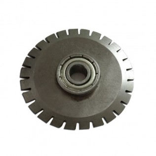 Rueda de microperforado para hendidora eléctrica 470a