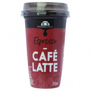 Café late barbacana espres 250ml