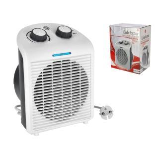 Calefactor termoventilador 1000-2000w