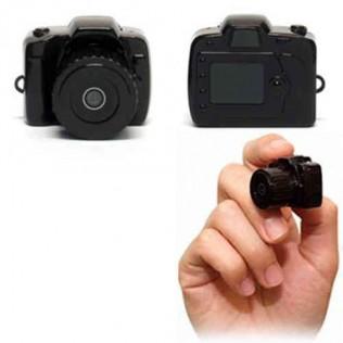 Mini videocámara