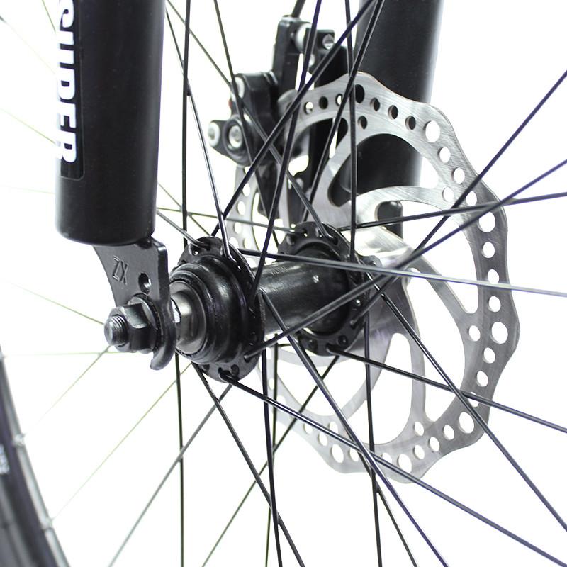 Bicicleta-de-montana-Ventagio-en-aluminio-cambio-shimano-21-velocidades miniatura 6