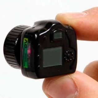 Mini videocámara y2000