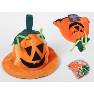 Sombrero Halloween Calabza