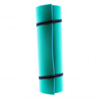 Esterilla de entrenamiento | Colchoneta Yoga, verde y morada