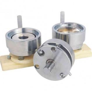 Molde para máquina de chapas ovalado