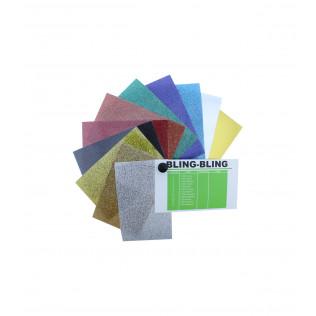 Vinilo corte textil | Bling- Bling Star Chemica