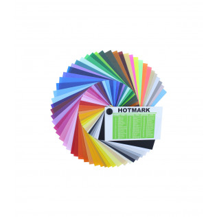 Vinilo PU corte textil | Hotmark 70 Chemica