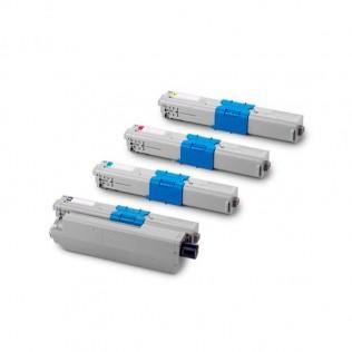 Tóner compatible con impresoras oki