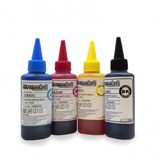 Tinta dye impresoras epson 10 colores e9888/e9000 - 100ml