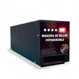 Máquina de sellos fotosensible