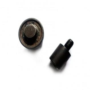 Boquilla para olladora magnética ø12mm bo12-m