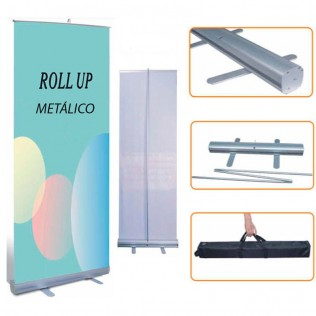 Roll up metálico