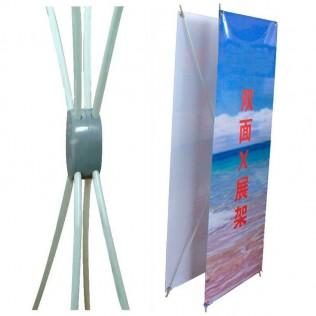X-banner doble 80x180 cm