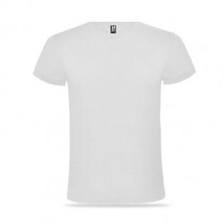 Camiseta algodón roly atomic 150 blanca