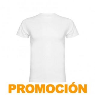 Camiseta poliéster para sublimación promoción