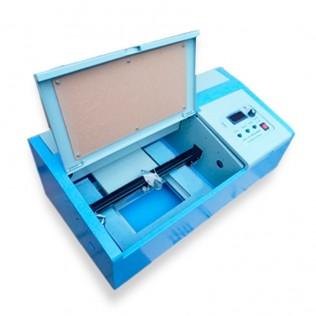 Máquina corte-grabado láser por co2 200x100mm 40w