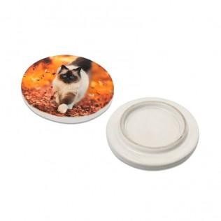Tapa cerámica de taza para sublimación