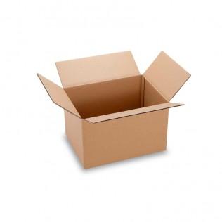 Caja de carton ondulado 400 x 300 x 250mm