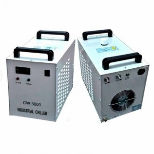 Refrigerador industrial chiller cw3000