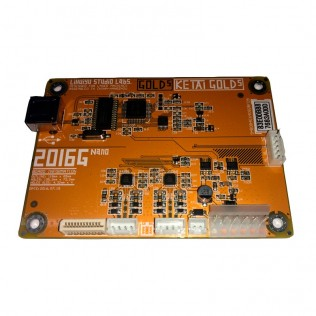 Placa base laser co2 ketai gold5