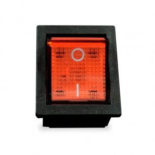 Botón de encendido maquina corte grabado laser co2 400x600
