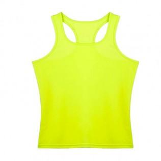 Camiseta tirantes nadador mujer