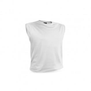 Camiseta técnica sin manga hombre