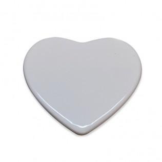 Portafotos azulejo corazón sublimación pac-06