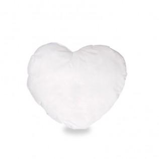 Relleno de cojín con forma de corazón 19x19