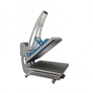 Plancha transfer magnética 40x50cm con plato base extraible