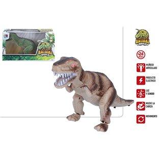 Dinosaurio elec sonidos