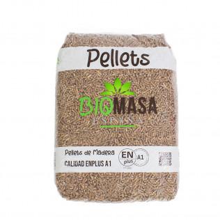 Saco pellets Biomasa | 15 kg