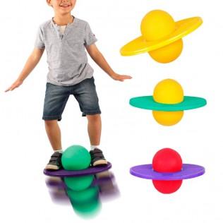 Pelota para saltar space ball