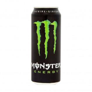 BEBIDA ENERG. DRINK GREEN MONSTER 500ML