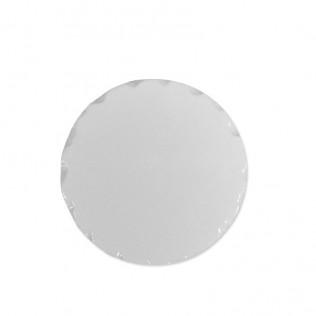 Imán de cerámica formas redondo efecto picado para sublimación p31