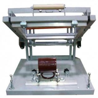 Máquina serigrafía cilíndrica