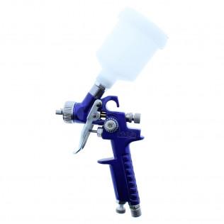 Pistola pulverizadora de pintura portátil | HVLP