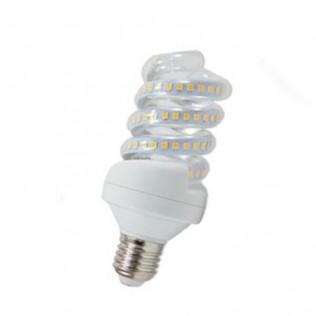 BOMBILLA ESPIRAL LED QS E27