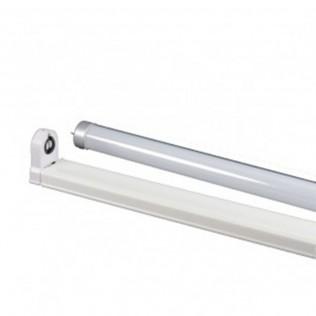 TUBO LED + SOPORTE T8 10W 6K 60cm 900LM TL-03