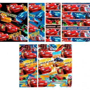 PAPEL DE REGALO CARS 0.70X2M SURTIDO