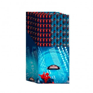 PAPEL DE REGALO SPIDERMAN 0.70X2M SURTIDO