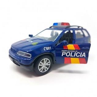 COCHE POLICÍA NACIONAL JUGUETE