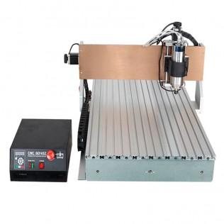 FRESADORA CNC 6090 CONTROLADOR MACH3 USB 3 EJES 2200W FC307