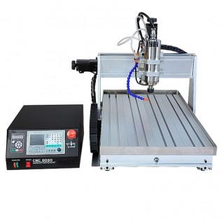 FRESADORA CNC 6040 CONTROLADOR DSP 3 EJES 1500W FC302