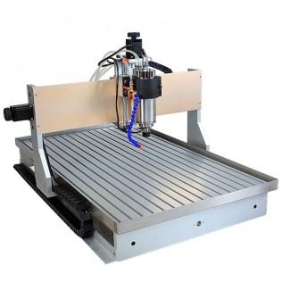 FRESADORA CNC 6090 CONTROLADOR USB 3 EJES2200W FC303