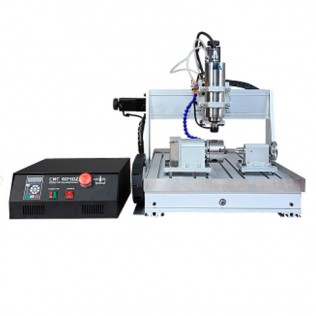 FRESADORA CNC 6040 4 EJES 1500W/2200W
