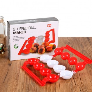 MOLDE COMIDA STUFFED BALL MAKER