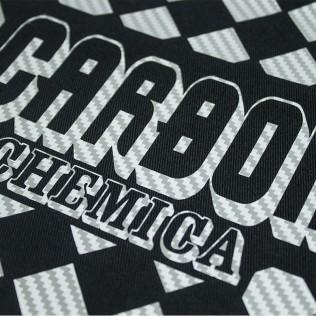 VINILO CORTE TEXTIL 3D CARBON CHEMICA 50 CM