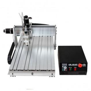 FRESADORA CNC 6040 CONTROLADOR USB 3 EJES 1500W FC306